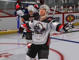 Test NHL Hitz 2002 Gamecube - Screenshot 14