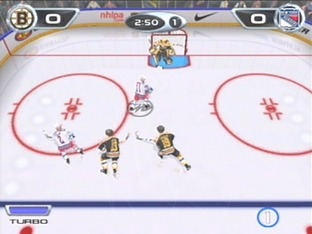 Test NHL Hitz 2002 Gamecube - Screenshot 1