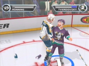 Test NHL Hitz 2002 Gamecube - Screenshot 2