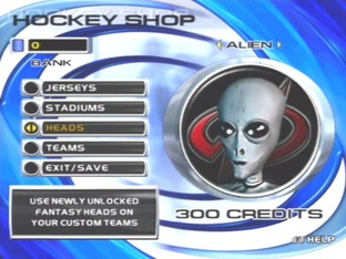 Test NHL Hitz 2002 Gamecube - Screenshot 3