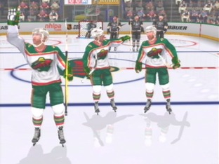 Test NHL Hitz 2002 Gamecube - Screenshot 5