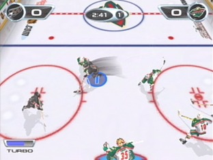Test NHL Hitz 2002 Gamecube - Screenshot 6