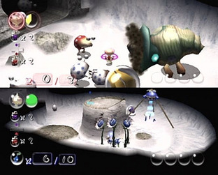 Test Pikmin 2 Gamecube - Screenshot 62