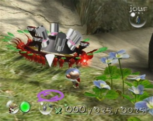 Test Pikmin Gamecube - Screenshot 10
