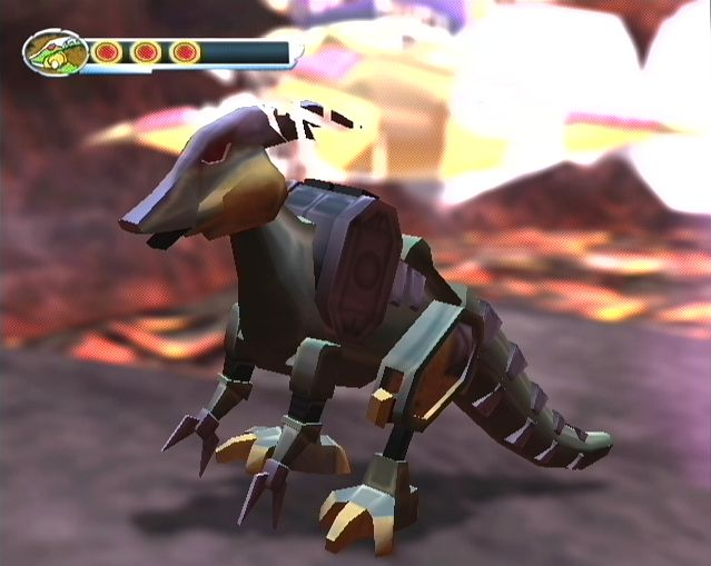jeuxvideo.com Power Rangers : Dino Tonnerre - Gamecube Image 10 sur 30