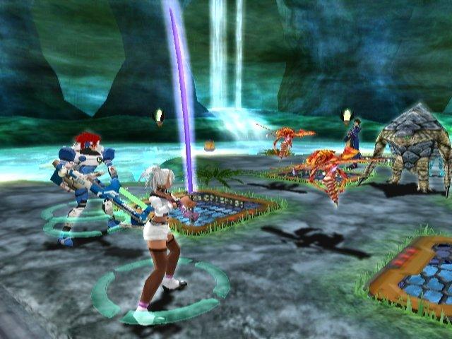 Phantasy Star Online Episode III : C.A.R.D. Revolution