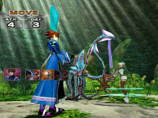 Test Phantasy Star Online Episode III : C.A.R.D. Revolution Gamecube - Screenshot 58
