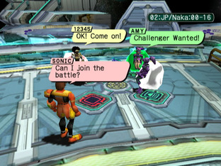Test Phantasy Star Online Episode III : C.A.R.D. Revolution Gamecube - Screenshot 60