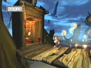 Test Rayman 3 : Hoodlum Havoc Gamecube - Screenshot 9