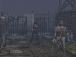 Test Resident Evil : Code Veronica X Gamecube - Screenshot 14