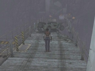 Test Resident Evil : Code Veronica X Gamecube - Screenshot 15