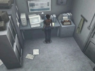 Test Resident Evil : Code Veronica X Gamecube - Screenshot 16