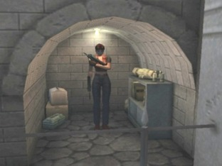 Test Resident Evil : Code Veronica X Gamecube - Screenshot 17