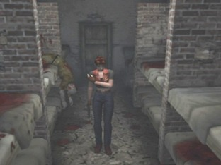 Test Resident Evil : Code Veronica X Gamecube - Screenshot 20