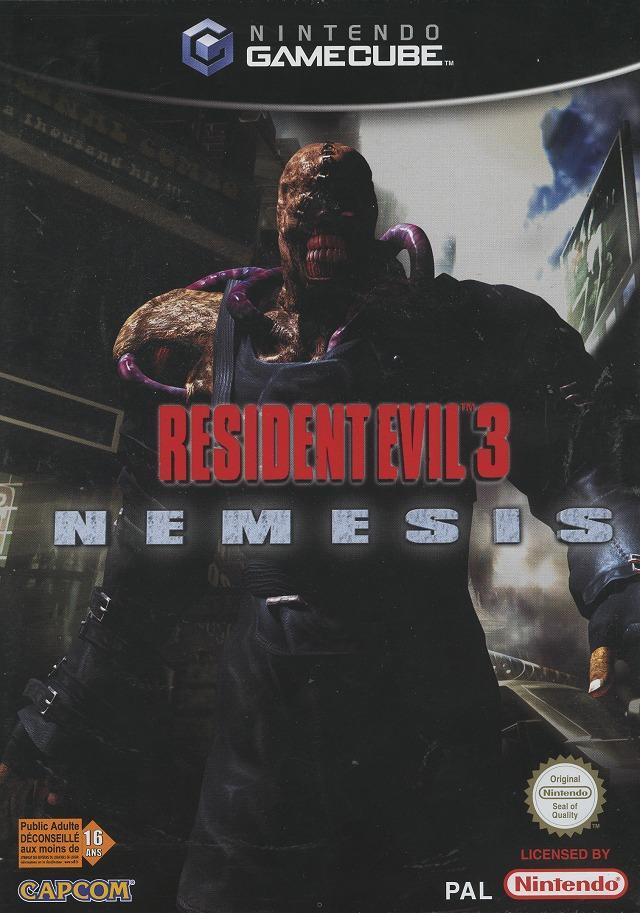 Resident Evil 3 Ree3gc0f