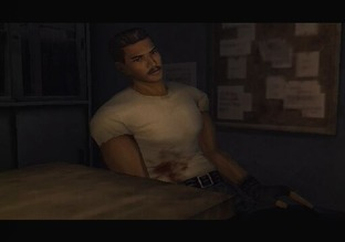 Test Resident Evil : Code Veronica X Gamecube - Screenshot 24