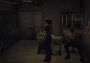 Test Resident Evil : Code Veronica X Gamecube - Screenshot 27