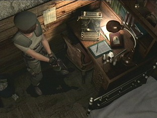 Test Resident Evil Gamecube - Screenshot 67