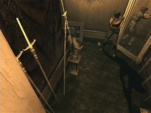 Test Resident Evil Gamecube - Screenshot 68