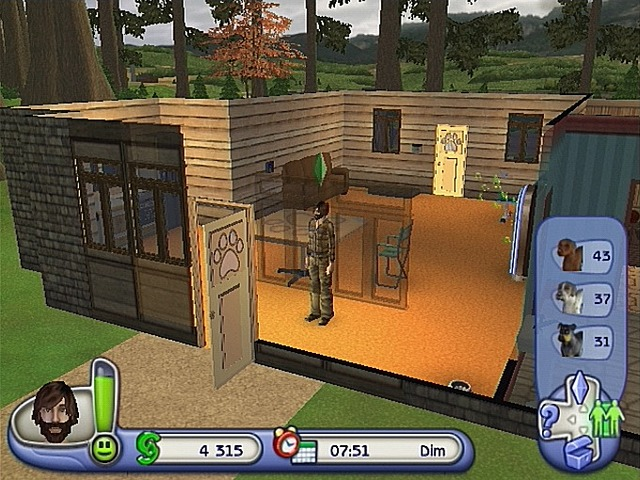 Les Sims 2 : Animaux & Cie