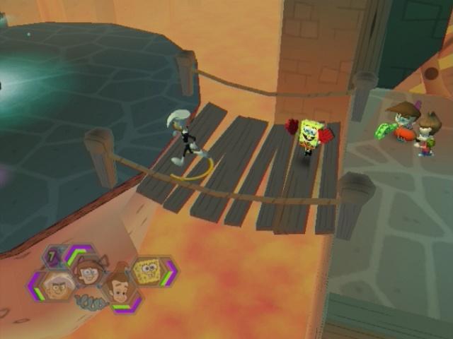 Bob l'Eponge et ses Amis : Un pour Tous, Tous pour Un !