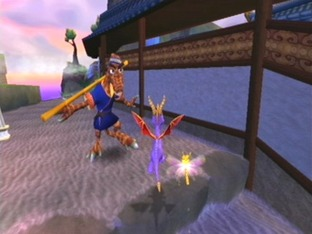 Test Spyro : Enter The Dragonfly Gamecube - Screenshot 13