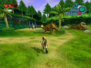 Test Starfox Adventures Gamecube - Screenshot 51