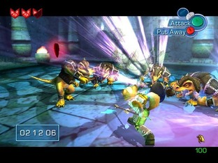 Test Starfox Adventures Gamecube - Screenshot 52