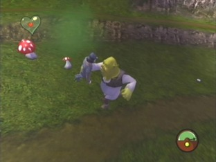 Test Shrek : Extra Large Gamecube - Screenshot 6