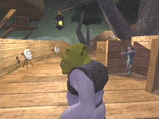 Test Shrek : Extra Large Gamecube - Screenshot 7