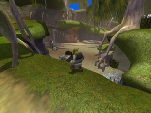 Test Shrek : Extra Large Gamecube - Screenshot 10