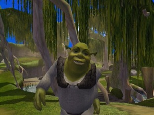 Test Shrek : Extra Large Gamecube - Screenshot 11