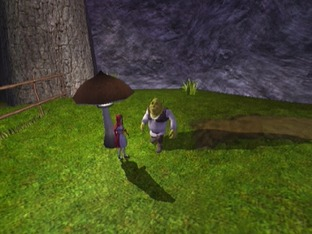 Test Shrek : Extra Large Gamecube - Screenshot 14