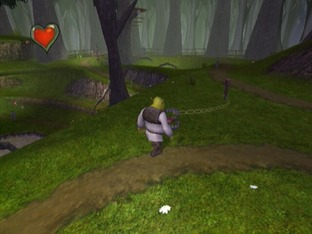 Test Shrek : Extra Large Gamecube - Screenshot 15