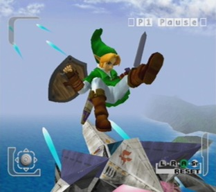 Test Super Smash Bros Melee Gamecube - Screenshot 18