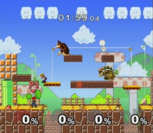 Test Super Smash Bros Melee Gamecube - Screenshot 20