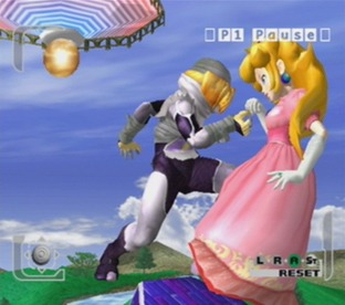 Test Super Smash Bros Melee Gamecube - Screenshot 21