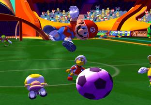 Images Mario Smash Football Gamecube - 1