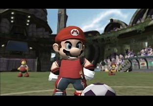 Test Mario Smash Football Gamecube - Screenshot 175