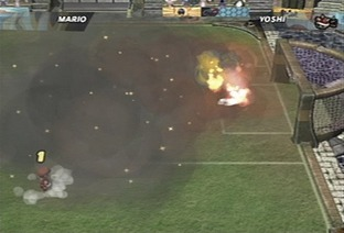 Test Mario Smash Football Gamecube - Screenshot 176