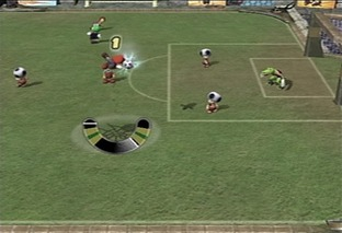 Mario Smash Football Gamecube