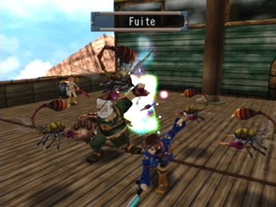 Test Skies Of Arcadia Legends Gamecube - Screenshot 15
