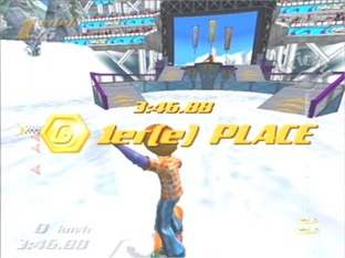 Test SSX Tricky Gamecube - Screenshot 6