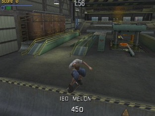 Test Tony Hawk's Pro Skater 3 Gamecube - Screenshot 1