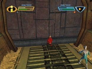 Les Indestructibles : La Terrible Attaque Du Demolisseur Gamecube