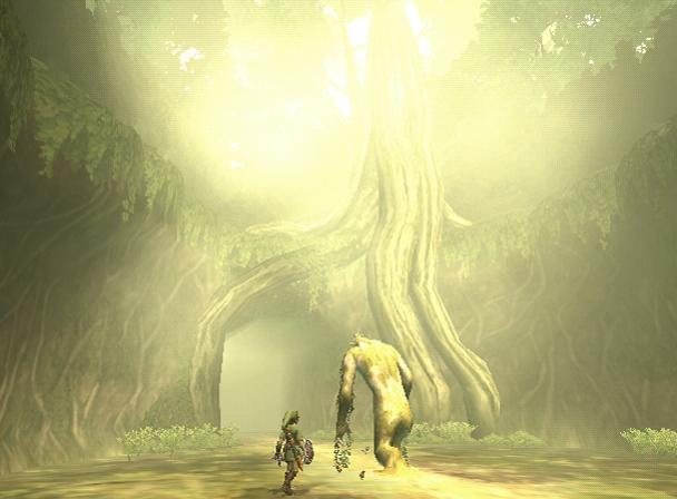 The Legend Of Zelda Tlozgc020
