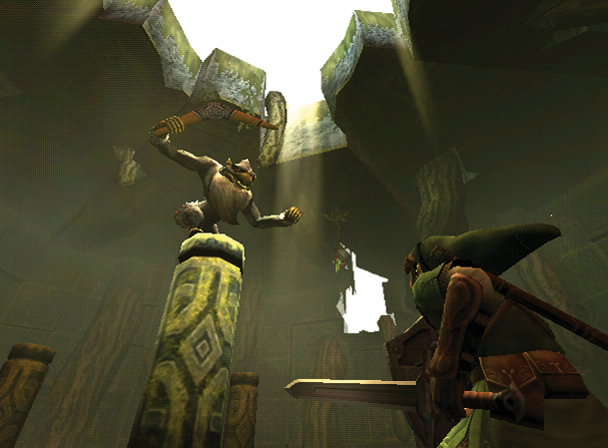 The Legend of Zelda : Twilight Princess Tlozgc042