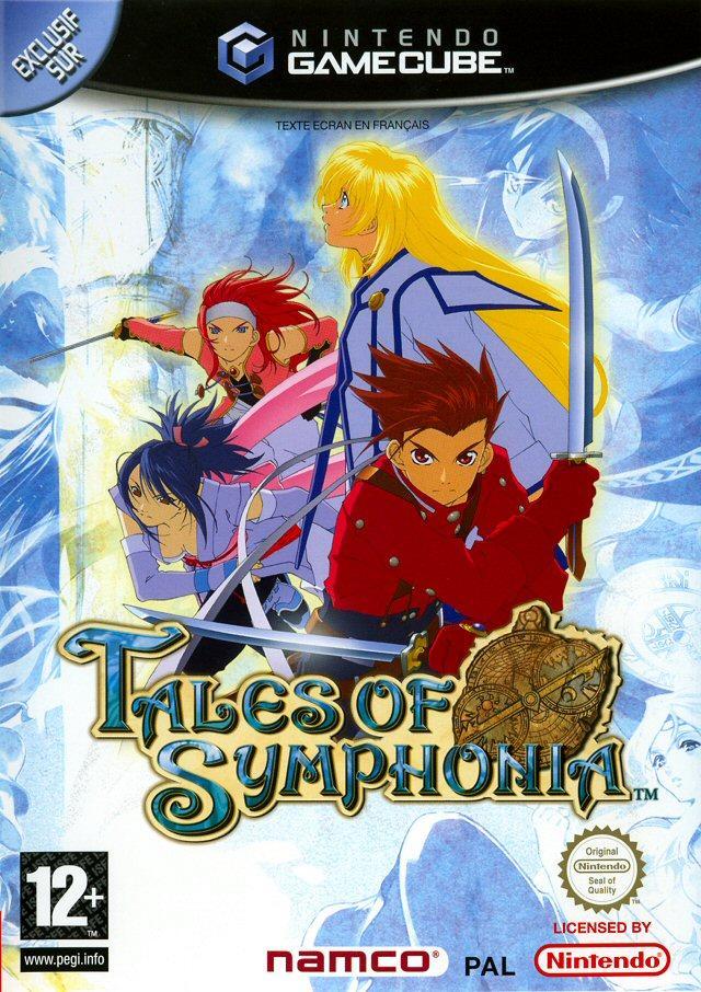 Tales of symphonia (ultra rare en francais) Tofsgc0f
