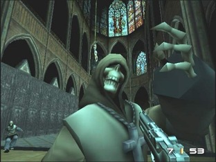 Test Timesplitters 2 Gamecube - Screenshot 7