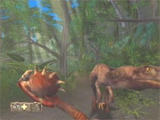 Test Turok Evolution Gamecube - Screenshot 2